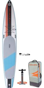 2020 Naish Maliko Light 14'0 Fusion Carbon Stand Up Paddle Board Package - Board, Bag, Pump & Leash 15230