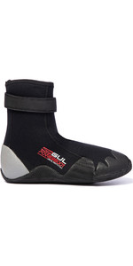 2019 Gul Power 5mm Round Toe Wetsuit Boots BO1263-A8 - Black / Grey