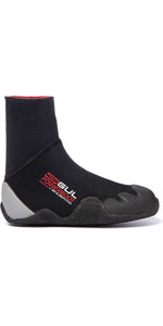 2020 Gul Junior Power 5mm Wetsuit Boots BO1264-A8 - Black / Grey