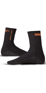 2019 Magic Marine Bipoly Thermal Socks Black 160110