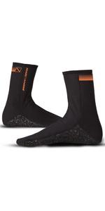 2019 Magic Marine Bipoly Thermal Socks Black 160110