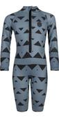 2019 Mystic Star Toddler Rash Suit Pewter 160245