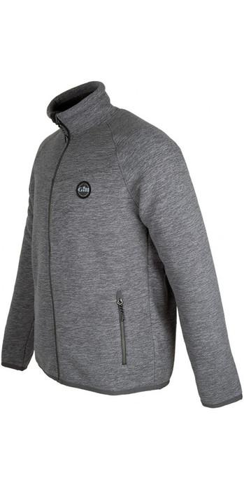 2021 Gill Mens Polar Fleece Jacket Graphite 1703