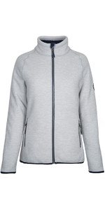 2019 Gill Womens Polar Fleece Jacket Grey 1703W
