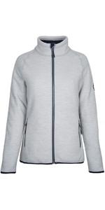 2019 Gill Womens Polar Fleece Jacket Grey 1703W