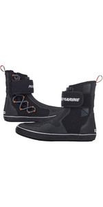 2019 Magic Marine Horizon 4mm Boots Black 180011