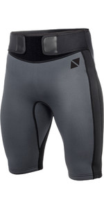 2019 Magic Marine Mens Ultimate 2mm Neoprene Shorts Black 180030