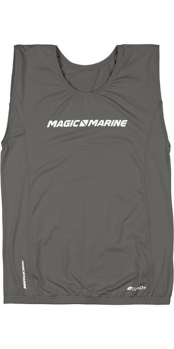 2021 Magic Marine Brand Sleeveless Overtop 180045 - Grey