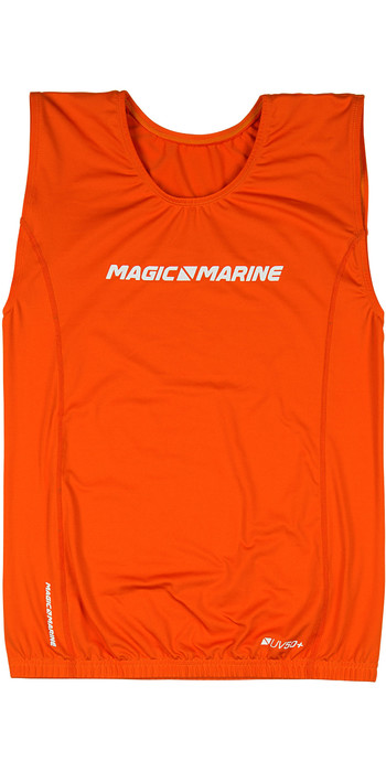 2020 Magic Marine Brand Sleeveless Overtop Orange 180045