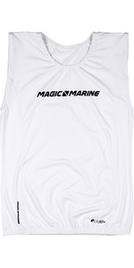 2019 Magic Marine Brand Sleeveless Overtop White 180045