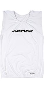 2019 Magic Marine Brand Sleeveless Overtop White 180045