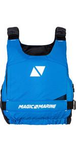 2020 Magic Marine Ultimate Side Zip Buoyancy Aid Blue 180055