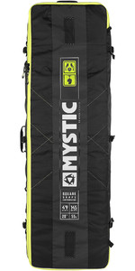 2019 Mystic Elevate Lightweight Square Board Bag 1.65M Black 190055