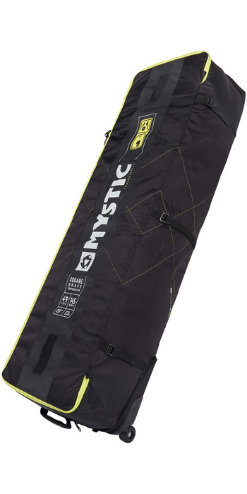 2021 Mystic Elevate Lightweight Square Board Bag 1.45M Black 190055