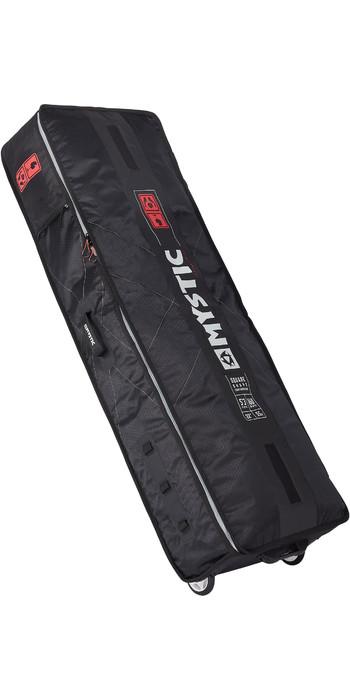 2019 Mystic Matrix Square Board Bag 1.65M Black 190059