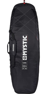 2019 Mystic Majestic Stubby Kite Board Bag 5'6 Black 190061