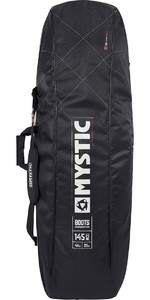 2021 Mystic Majestic Boots Board Bag 1.45M Black 190063