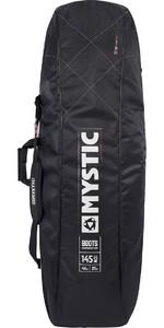 2019 Mystic Majestic Boots Board Bag 1.35M Black 190063