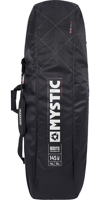 2021 Mystic Majestic Boots Board Bag 1.35M Black 190063