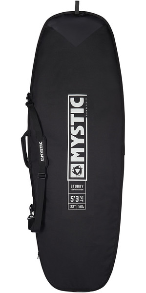 2019 Mystic Star Stubby Kite Board Bag 5'6 Black 190065