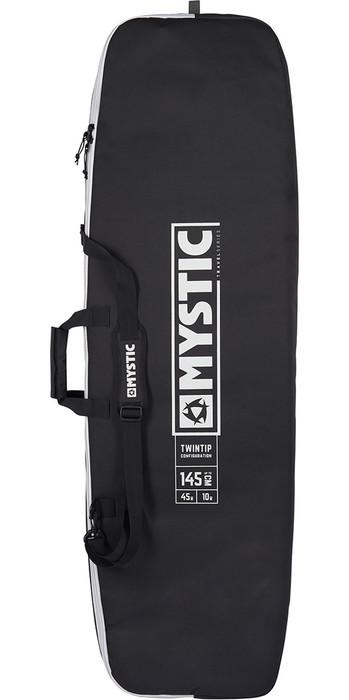 2021 Mystic Star Twin Tip Kite Board Bag 1.45M Black 190066