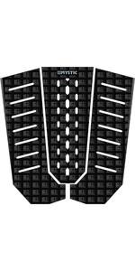 2021 Mystic Guard Kiteboard Tailpad Stubby Shape Black 190182