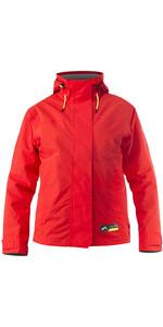 Zhik Womens Kiama Sailing Jacket - Red