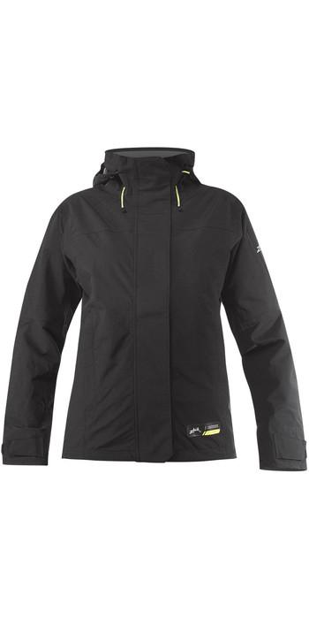 Zhik Womens Kiama Sailing Jacket J101W - Black