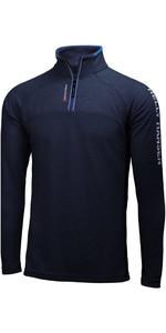 2019 Helly Hansen 1/2 Zip Technical Pullover Navy 54213