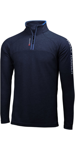 2019 Helly Hansen 1/2 Zip Technical Pullover Navy 54213
