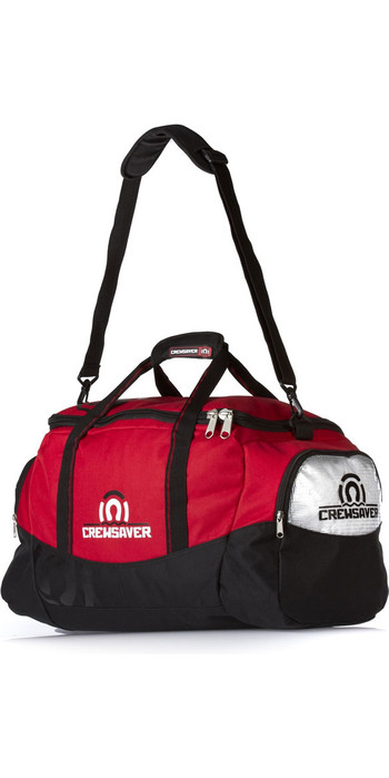 Crewsaver CREW Holdall Bag 75 Litres in RED / Black Medium 6228-75