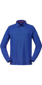 Musto Evolution Sunblock Long Sleeve Polo Top SURF SE0254