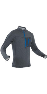 2020 Palm Tsangpo Zipped Thermal Top Jet Grey 11747