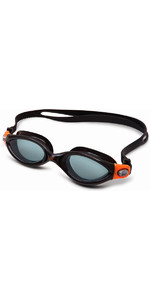 2XU Solace Smoked Goggles in Black / Orange UQ3980K