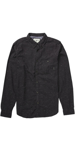 Billabong All Day Speckles Shirt BLACK Z1SH02