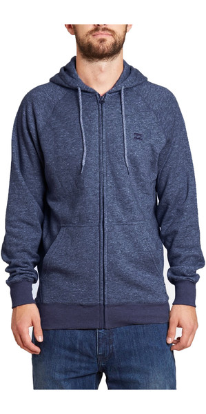 Billabong Balance Zip Hoody NAVY HEATHER Z1FL07