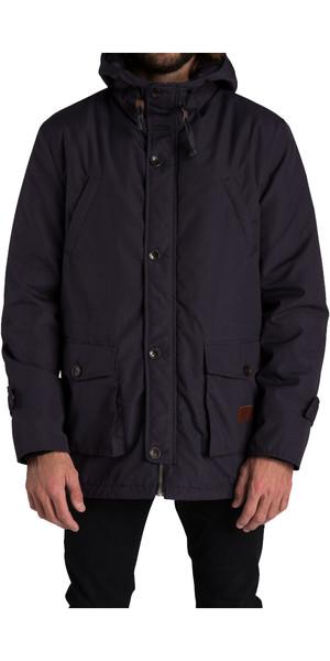 Billabong Stafford Parka Jacket BLACK Z1JK18