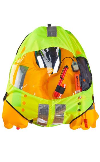 2021 Crewsaver Crewfit Pro 180N Life Jacket Spray Hood 10056