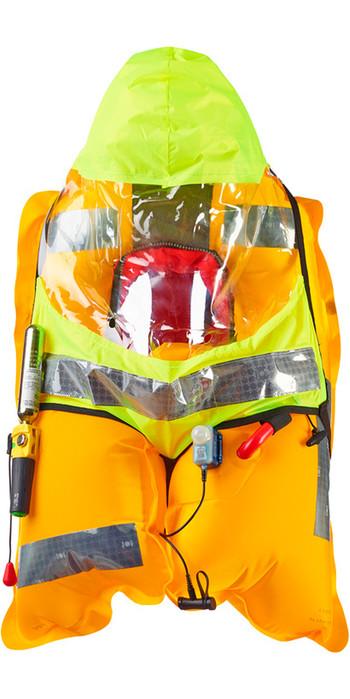 2020 Crewsaver Crewfit Sport 165N Life Jacket Spray Hood 10057