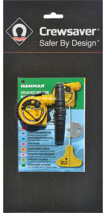 2021 Crewsaver ErgoFit Hammar MA1 Auto Capsule with Grab Handle 11308
