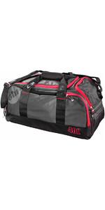 2019 Gill 40L Compact Bag Dark Grey / Red Detail L060