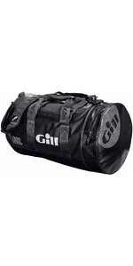 2019 Gill 60L Tarp Barrel Bag Jet Black L061