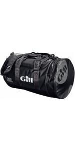 2019 Gill 60L Tarp Barrel Bag Jet Black L061