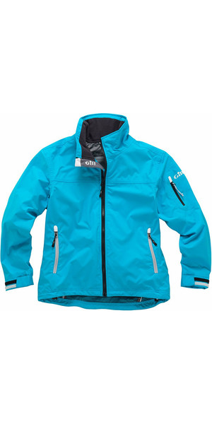 2018 Gill Junior Crew Jacket in Blue 1041J