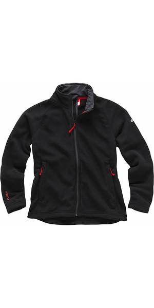 2018 Gill Womens i4 Fleece Jacket BLACK 1487W