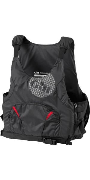 2019 Gill Pro Racer Mens 50N Buoyancy Aid Black 4916