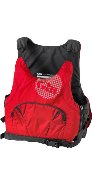 2018 Gill Pro Racer Mens 50N Buoyancy Aid NEW RED 4916