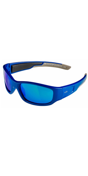 2018 Gill Squad JUNIOR Floating Sunglasses BLUE 9661