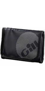 Gill Trifold Wallet JET Black L068 -  New Style