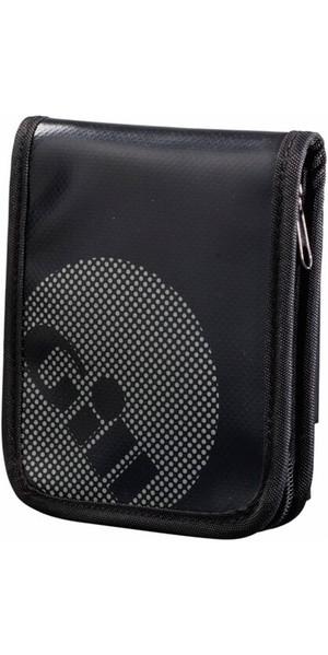 2018 Gill Zip Up Wallet JET BLACK L065